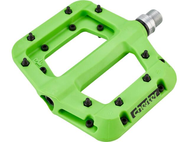 Race Face Chester Composite Pedal grün